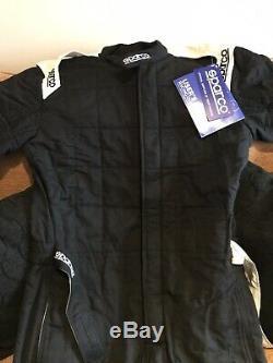 Sparco Conquest R506 Race Suit Size 56