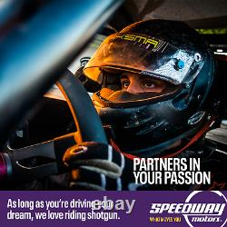 Sparco Conquest SFI5 Racing Suit, Black, Euro Size 52