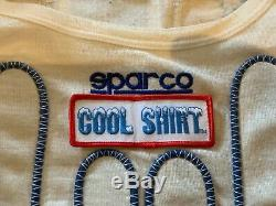 Sparco Cool Suit with Sparco Dry Cleaning Bag