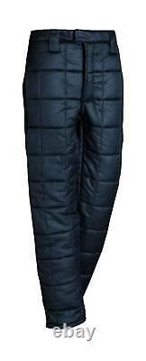 Sparco Drag Racing Suit Pants X-15 Black SFI Fire Resistant Nomex SALE