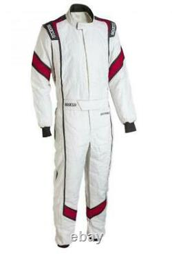 Sparco Eagle Lite Racing Suit (white) Size 54