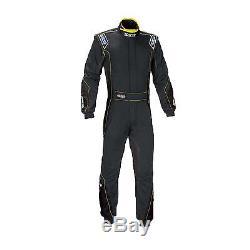 Sparco Eagle RS-8 HOCOTEX Race/Racing Competition Car Suit Black Size 54