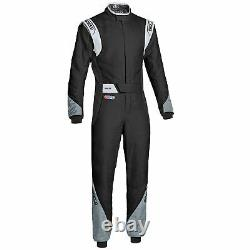 Sparco Eagle Rs-8.2 Fia Black/grey 52 Racing Suit