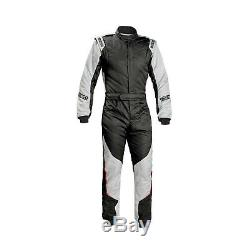 Sparco Energy RS-5 Race Suit black/silver (FIA homologation) Genuine 54