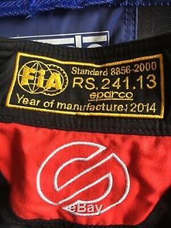 Sparco Ergo RS-3 Race Suit
