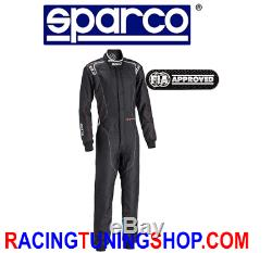 Sparco Extrema Rs-10 Racing Suit Fia 8856-2000 Size 50