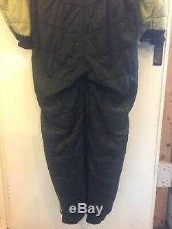 Sparco F1 BAR Honda Lucky Strike Pit Crew Nomex Race Suit size 60
