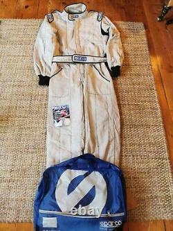 Sparco FIA 8856-2000 Race Suit size 54