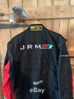 Sparco FIA 8856-2000 Xar Race Suit Euro 60 (4)