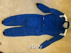 Sparco FIA / MSA Approved 8856-2000 Race Suit Size 52