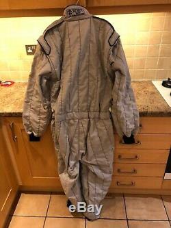 Sparco Fia Race Suit Overalls