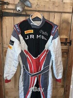 Sparco GT-R, GT3 Nissan, 8856-2000 FIA, Car Race Suit (8) Silverstone, euro 56