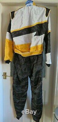 Sparco Go Karting Race Suit Size 54 c619