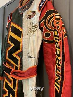 Sparco Intrepid Cik-fia Level 2 Kart Suit, Size 50, Excellent Condition