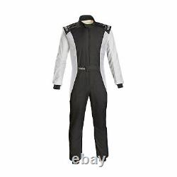 Sparco Italy COMPETITION MY20 Race Suit Black (FIA homologation) (58)