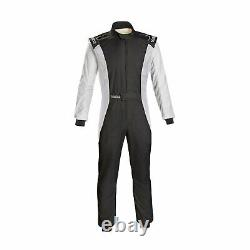 Sparco Italy COMPETITION MY20 Race Suit Black (FIA homologation) s. 62
