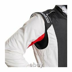 Sparco Italy COMPETITION PLUS RS 5.1 Race Suit White FIA (56)