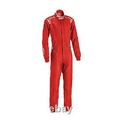 Sparco Italy EXTREMA RS-10 Red Race Suit (FIA compliant) (60)