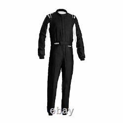 Sparco Italy Eagle 2.0 MY20 Race Suit black (FIA homologation) s. 54