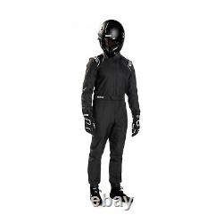 Sparco Italy ONE RS-1.1 Race-Suit Black (M)