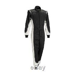 Sparco Italy R516 PROFI X-5 Black Race Suit (48)