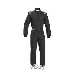 Sparco Italy SPRINT RS-2.1 Race Suit Black (FIA) size 50