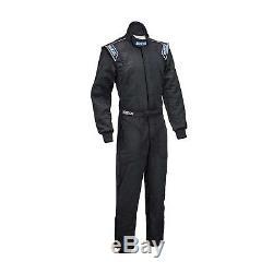 Sparco Italy SPRINT RS-2 Black Race Suit (FIA homologation) (58)