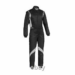 Sparco Italy SUPERSPEED RS-9 Racing Suit Black (homologation FIA) s. 58