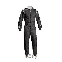 Sparco Italy Track KS-1 Race-Suit Black size S