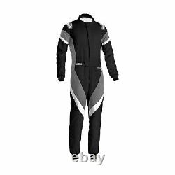 Sparco Italy Victory MY21 Race Suit black (FIA homologation) (54)