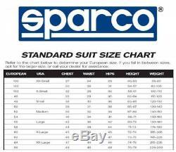 Sparco Jade 3 Triple-Layer Race Suit