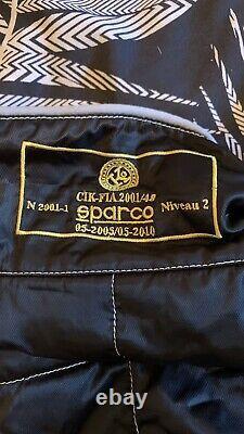 Sparco K26 Black Race Suit XXL