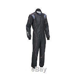 Sparco KS-3 Kids Suit black (CIK FIA Homologation) Genuine 120