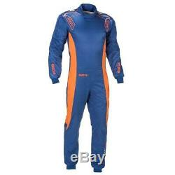 Sparco Kart Racing Suit ERGo-7 Ventilated Two Layer 1-Piece FIA Level 2