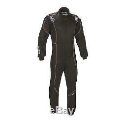 Sparco Kart Racing Suit KS-3 Ventilated 1-Piece CIK FIA 2013 Rated