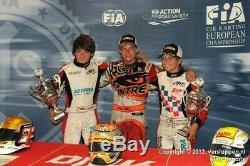 Sparco Kart Suit Max Verstappen Signed