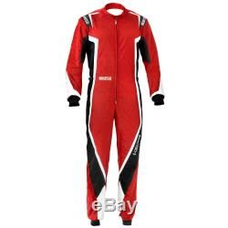 Sparco Kerb FIA Level 2 Racing / Go Kart / Karting Breathable Suit