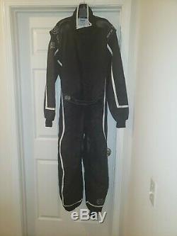 Sparco Level 2 Kart Racing Suit XL Firesuit CIK/FIA 2001/126 12-2010/12-2015