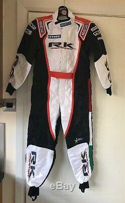 Sparco Level 2 XLight RK Kart Racing Suit. Child Size 140cm
