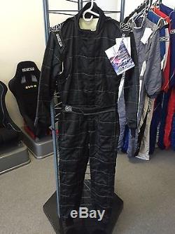 Sparco M5 Racing Suit Black (48)