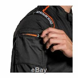 Sparco MS-7 Mechanic Overalls black Genuine XL