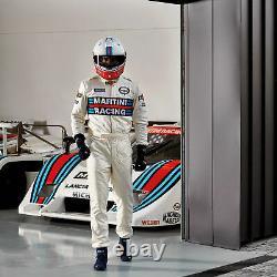 Sparco Martini Racing Replica Ltd Edition Lightweight Race 3 Layer Suit