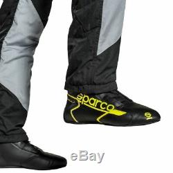 Sparco Motorsport / Competition Grip RS-4 FIA Approved 3 Layer Racing Suit