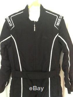 Sparco Nivea 2 Race Suit 150cm Cadet Kart Junior Kart Suit kids kart suit