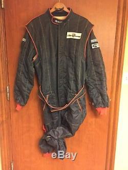 Sparco Nomex Race SuitFIA Standard 8856-2000 Porsche PCA Sz 62 R506 Navy