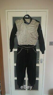 Sparco Nomex fia Racing Track Day Kart Suit race suit. Size54
