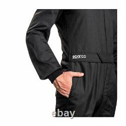 Sparco ONE RS-1.1 Race-Suit Black Genuine M