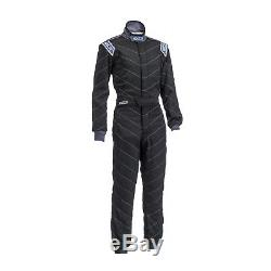 Sparco PRIMA M-3 Black Race Suit (FIA) 52