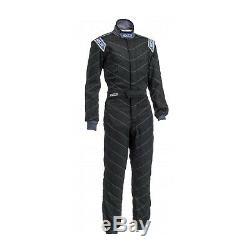 Sparco PRIMA M-3 Black Race Suit (FIA) s. 52
