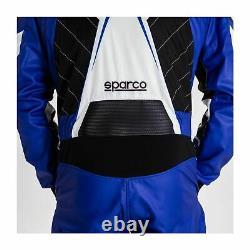 Sparco PRIME K MY20 Karting Suit black/blue (with CIK-FIA) Genuine 56
